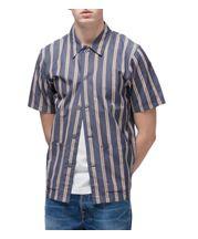 45baac5c28 Nudie Jeans Svante Cuban Stripe Shirt
