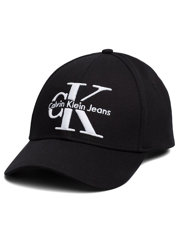 6860a667466 Calvin Klein Jeans Re Issue CK Logo Baseball Cap