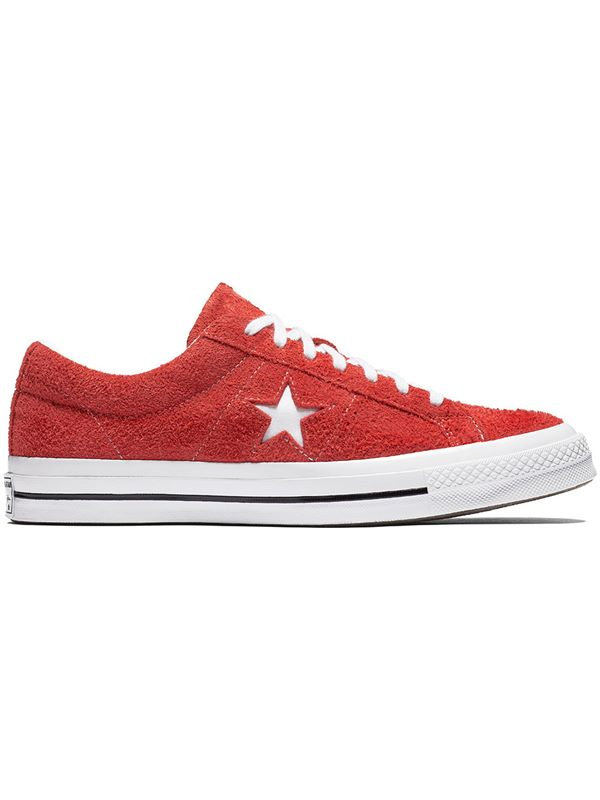 Converse One Star Premium Suede In Red  93045459d