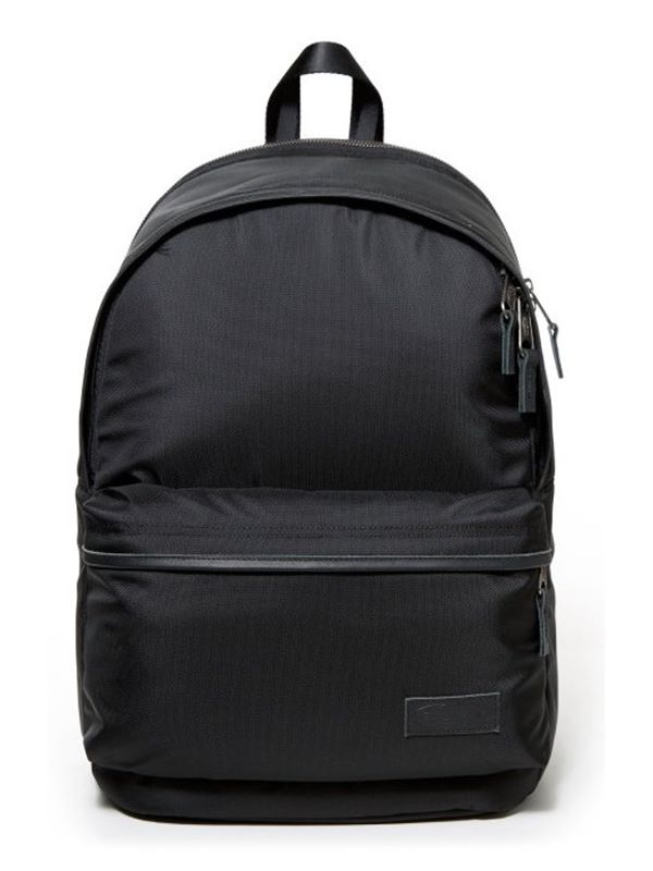 6bc03bf7dbd46 Eastpak Back To Work Backpack In Constructed Black