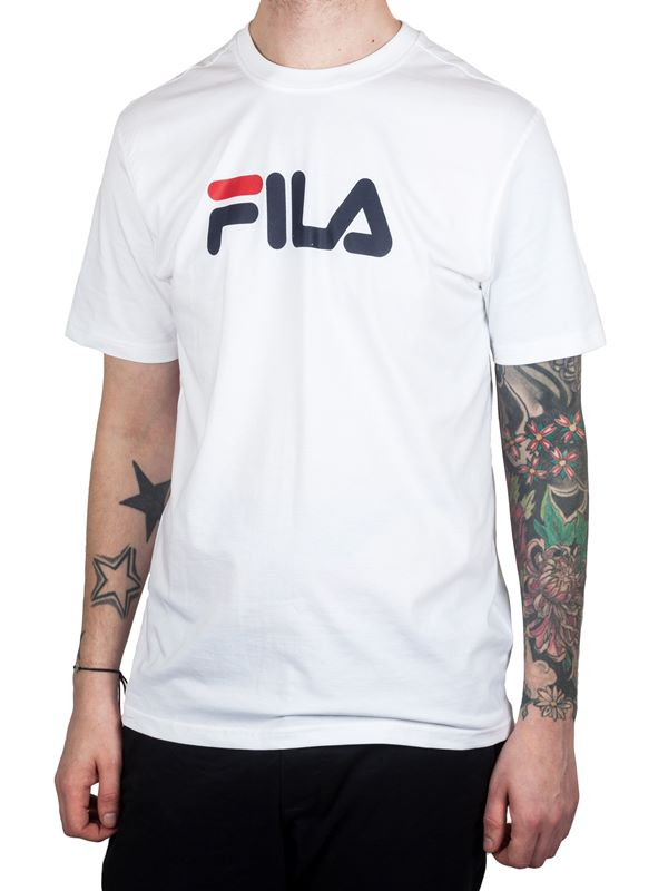 ec26af3f FILA Eagle Graphic T-Shirt In White | Dapper Street