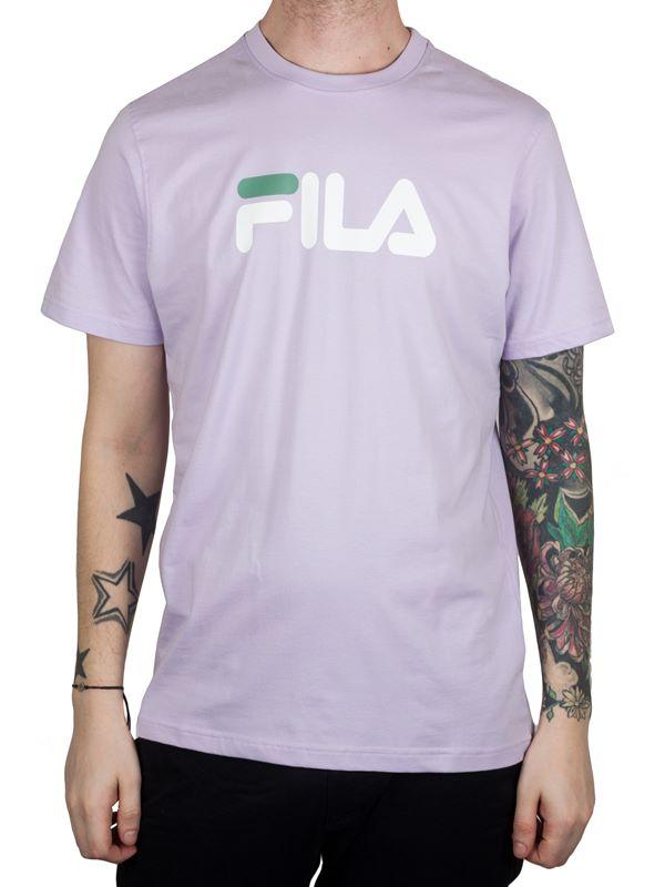 f6591768 FILA Eagle Graphic T-Shirt In Pastel Lilac | Dapper Street