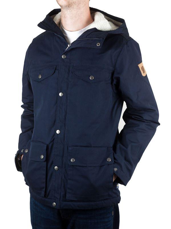 fjallraven mens greenland no.1 down jacket finland