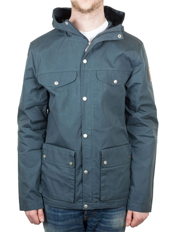 timeless design 06e54 6d68b Greenland Jacket In Dusk
