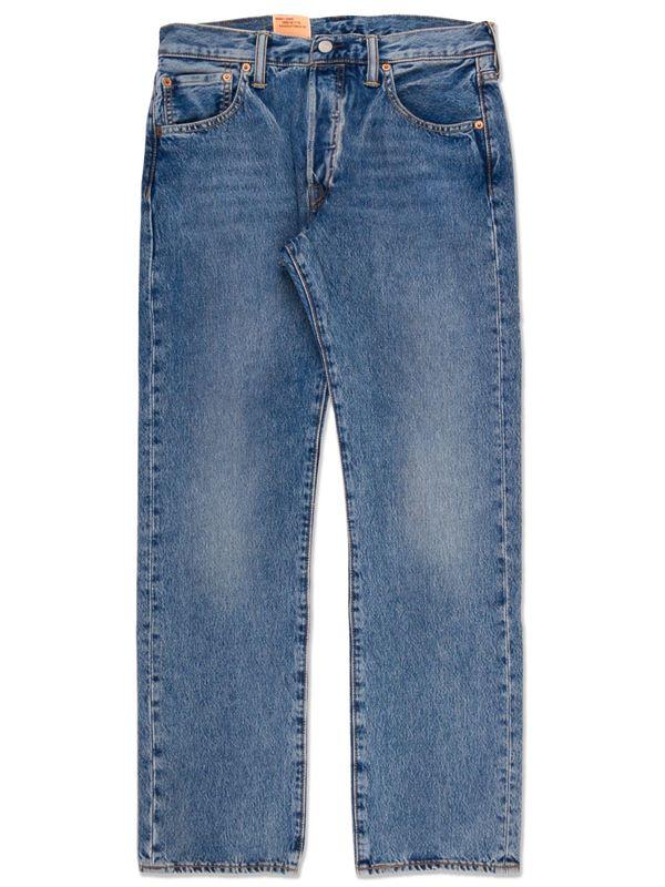 074ec632076 Levi's 501 Warp Stretch Crosby Jeans | Dapper Street