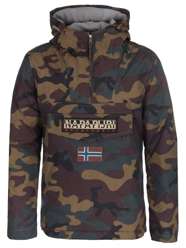 zo goedkoop enorme inventaris 2018 sneakers Rainforest Jacket In Fantasy Camo
