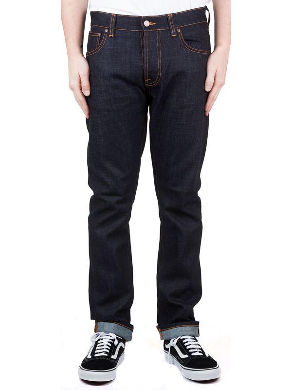 b5b2c98531665 Nudie Jeans Dude Dan Jeans Dry Comfort Dark