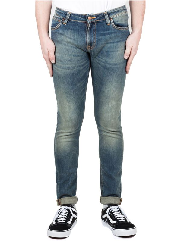 a12d66991056 Nudie Jeans Skinny Lin Jeans Shimmering Power