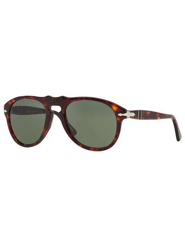 6daa032c56ae Persol 649 Original Aviator Sunglasses In Havana | Dapper Street