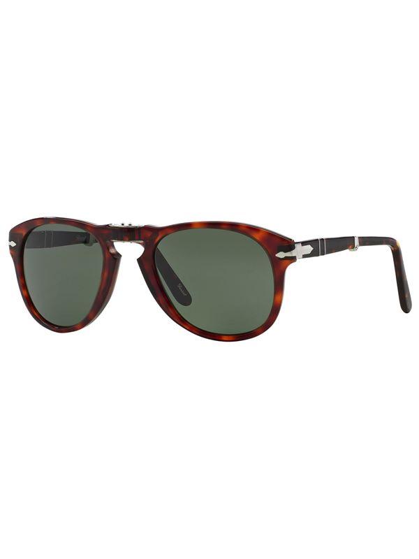 50b451aae961 Persol 714 Original Folding Sunglasses In Havana | Dapper Street