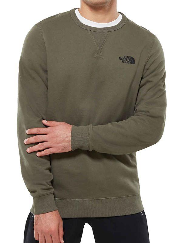 ec5b39baf Street Fleece Pullover In Taupe Green