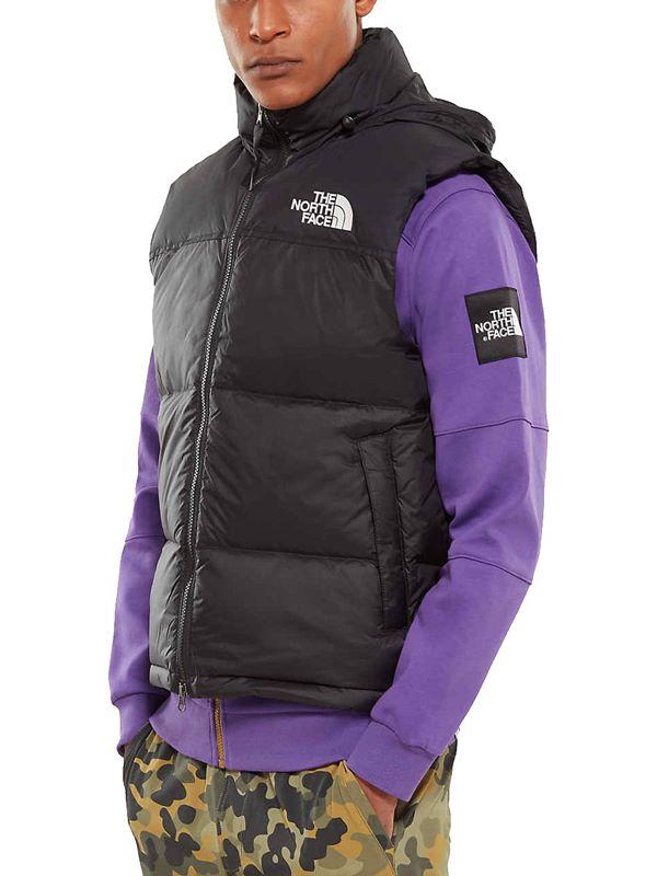 869ffc4f3f The North Face 1996 Retro Nuptse Vest In Black