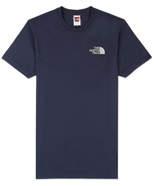 Simple Dome T-Shirt In Urban Navy