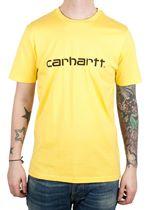 Carhatt Script Yellow