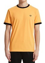 Fred Perry Ribetes Yellow