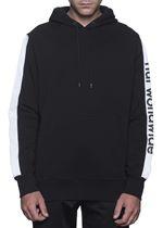 Huf Worldwide Pullover Hood In Black