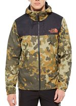 1990 Mountain Q Jacket In Camo