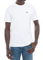 Left Chest Logo T-Shirt In White