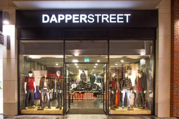 dapper street clothing footwear and accessories for men. Black Bedroom Furniture Sets. Home Design Ideas